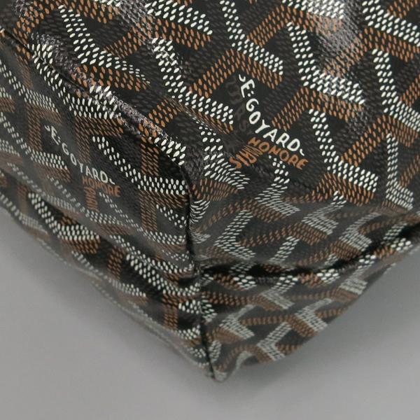 GOYARD(고야드) 블랙 브라운 생루이 PM 숄더백 + 보조 파우치 [동대문점] 이미지5 - 고이비토 중고명품