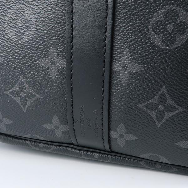 Louis Vuitton(루이비통) M40605 모노그램 이클립스 캔버스 키폴 55 여행용 토트백+숄더스트랩 [강남본점] 이미지3 - 고이비토 중고명품