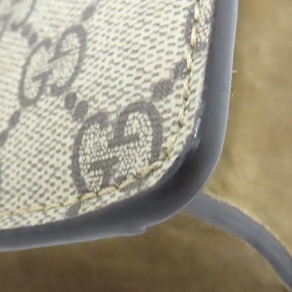 Gucci(구찌) 421970 GG로고 PVC 캔버스 브라운 스웨이드 디오니소스 타이거 락 체인 미니 숄더백 [대전본점] 이미지5 - 고이비토 중고명품