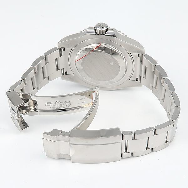 Rolex(로렉스) 신형 116710LN GMT MASTER 2 (GMT마스터 2) 블랙 다이얼 스틸 남성용 시계 [강남본점] 이미지4 - 고이비토 중고명품