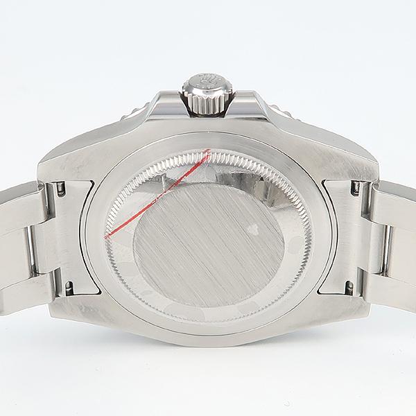 Rolex(로렉스) 신형 116710LN GMT MASTER 2 (GMT마스터 2) 블랙 다이얼 스틸 남성용 시계 [강남본점] 이미지5 - 고이비토 중고명품