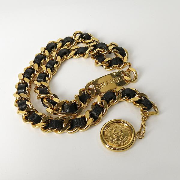 Chanel(샤넬) 금장 체인 코인 벨트 [강남본점] 이미지2 - 고이비토 중고명품
