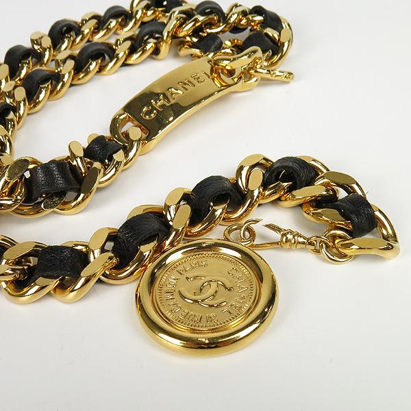 Chanel(샤넬) 금장 체인 코인 벨트 [강남본점] 이미지3 - 고이비토 중고명품