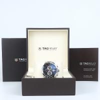 태그호이어 까레라 크로노 시계 43mm