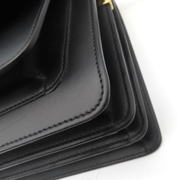 MARNI(마르니) 블랙 컬러 레더 M 사이즈 TRUNK(트렁크) 숄더백 겸 크로스백 [잠실점] 이미지5 - 고이비토 중고명품