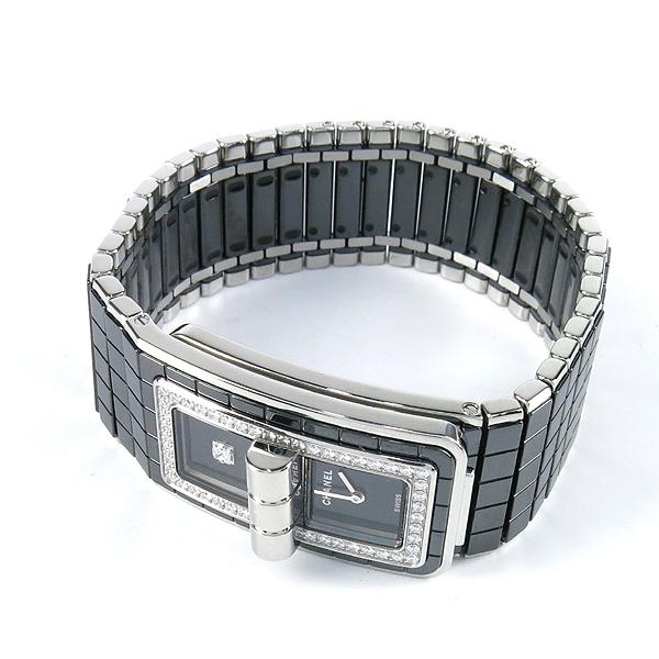 Chanel(샤넬) CODE COCO (코드 코코) 블랙 세라믹 다이아 베젤 여성용 시계 [강남본점] 이미지3 - 고이비토 중고명품