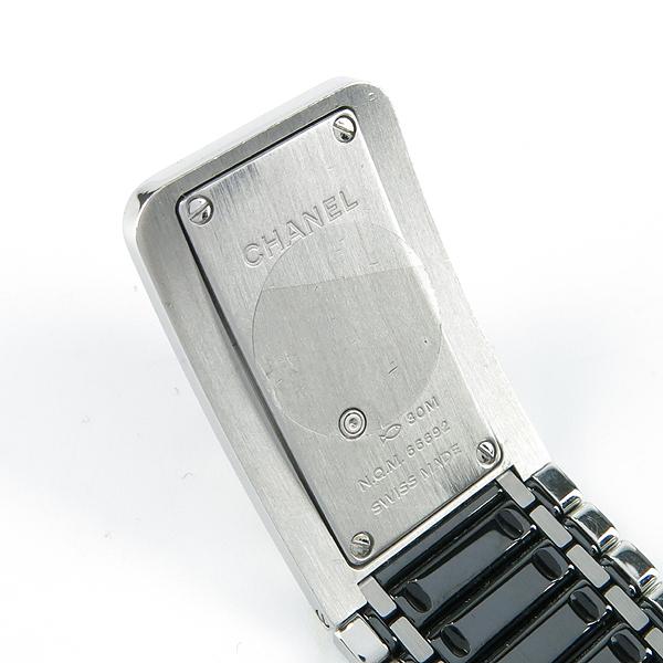 Chanel(샤넬) CODE COCO (코드 코코) 블랙 세라믹 다이아 베젤 여성용 시계 [강남본점] 이미지5 - 고이비토 중고명품