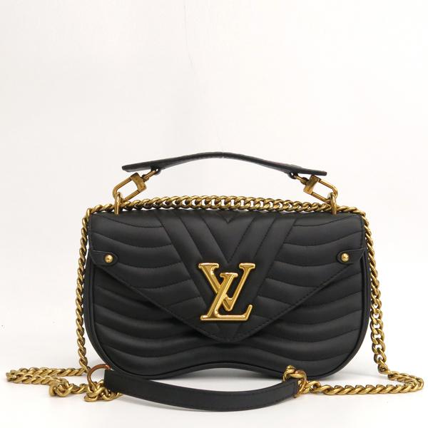 Louis Vuitton(루이비통) M51683 뉴 웨이브 금장 체인 PM 3WAY ( 토트 / 숄더 / 크로스 ) [동대문점] 이미지2 - 고이비토 중고명품