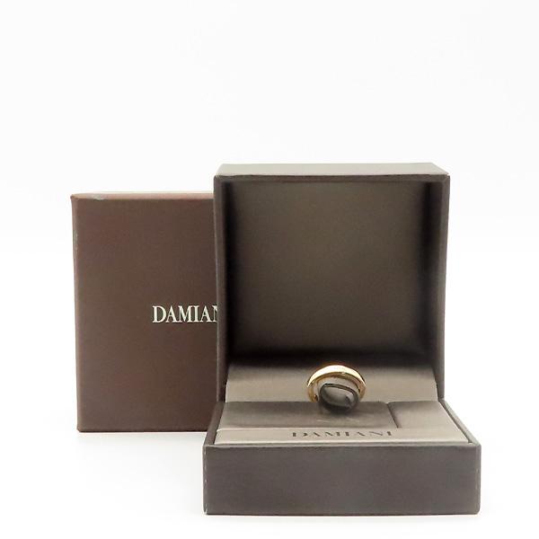 DAMIANI(다미아니) 18K 핑크 골드 D-SIDE(디사이드) 다이아 반지 - 7호 [잠실점]