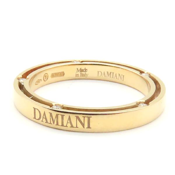 DAMIANI(다미아니) 18K 핑크 골드 D-SIDE(디사이드) 다이아 반지 - 7호 [잠실점] 이미지2 - 고이비토 중고명품