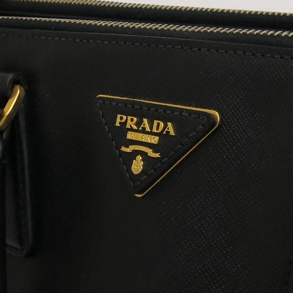 Prada(프라다) BN1874 SAFFIANO LUX NERO 블랙 사피아노 럭스 토트백 + 숄더스트랩 [동대문점] 이미지4 - 고이비토 중고명품