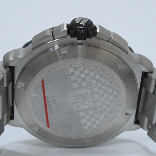 Tag Heuer(태그호이어) CAU1110 FORMULA 1 (포뮬러1) 42MM 크로노그래프 남성용 스틸 쿼츠 시계 [대구반월당본점] 이미지6 - 고이비토 중고명품
