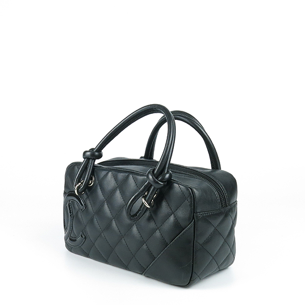 Chanel(샤넬) 블랙 깜봉 미니 토트백 [강남본점] 이미지2 - 고이비토 중고명품