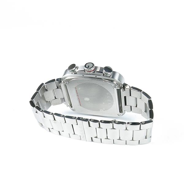 Gucci(구찌) YA131201 G쿠페 크로노 그래프 쿼츠 스틸밴드 남성용 시계 [강남본점] 이미지3 - 고이비토 중고명품