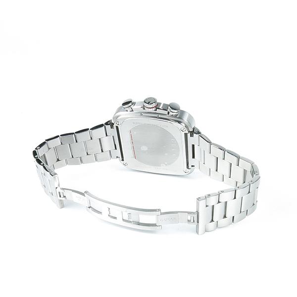 Gucci(구찌) YA131201 G쿠페 크로노 그래프 쿼츠 스틸밴드 남성용 시계 [강남본점] 이미지4 - 고이비토 중고명품