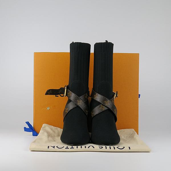 Louis Vuitton(루이비통) 1A66F8 실루엣 앵클 부츠 -225MM [강남본점]