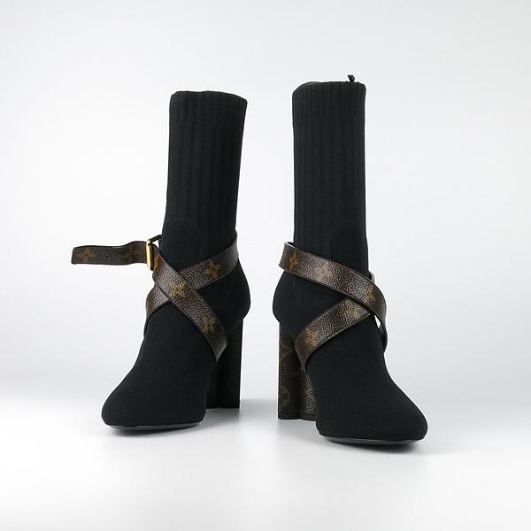 Louis Vuitton(루이비통) 1A66F8 실루엣 앵클 부츠 -225MM [강남본점] 이미지2 - 고이비토 중고명품