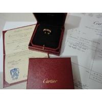 까르띠에 Cartier(까르띠에) B4050759 로즈골드 1포인트 다이아 러브링 - 50호 반지