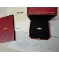 까르띠에 Cartier(까르띠에) 18K(750) 화이트골드 러브링 반지(56호) 반지