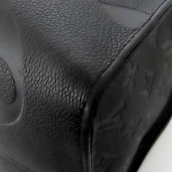 Louis Vuitton(루이비통) M44925 모노그램 앙프렝뜨 Noir(느와르) 컬러 온더고 GM 토트백 + 숄더 스트랩 [대전본점] 이미지5 - 고이비토 중고명품