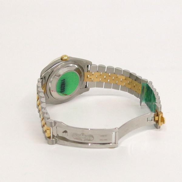 Rolex(로렉스) 116233 10P 다이아 데이트 18K 옐로우 골드 콤비 쥬빌레 브레이슬릿 오토매틱 남성용 시계 [동대문점] 이미지5 - 고이비토 중고명품