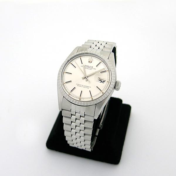 Rolex(로렉스) 빈티지 1603 DATE JUST(데이저스트) 스틸 남성용 시계 [부산서면롯데점] 이미지2 - 고이비토 중고명품