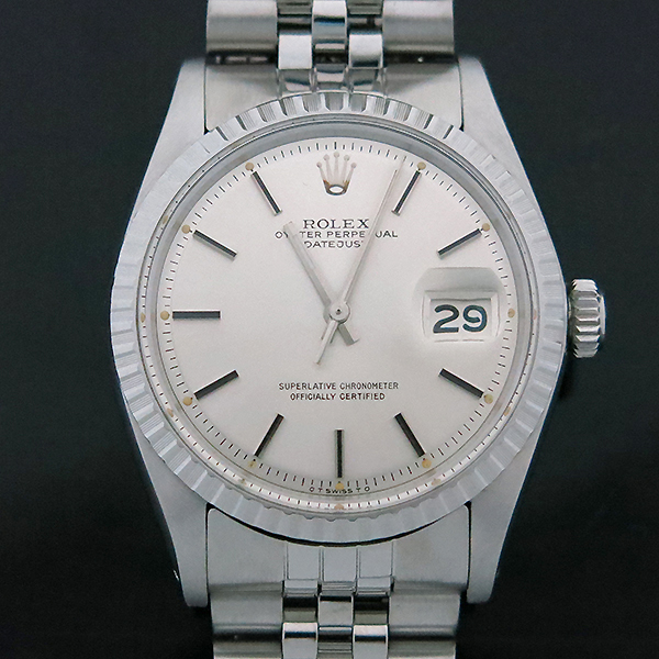 Rolex(로렉스) 빈티지 1603 DATE JUST(데이저스트) 스틸 남성용 시계 [부산서면롯데점]
