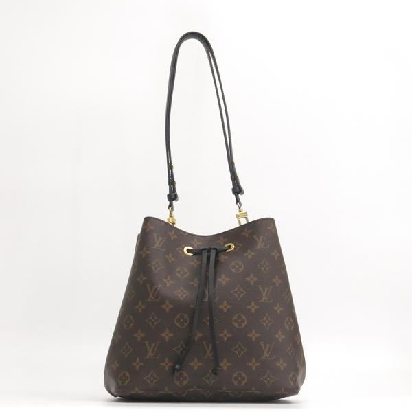 Louis Vuitton(루이비통) M44020 모노그램 캔버스 NOIR 느와르 블랙컬러 네오노에 버킷 숄더백 [동대문점]