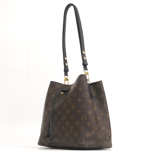 Louis Vuitton(루이비통) M44020 모노그램 캔버스 NOIR 느와르 블랙컬러 네오노에 버킷 숄더백 [동대문점] 이미지2 - 고이비토 중고명품