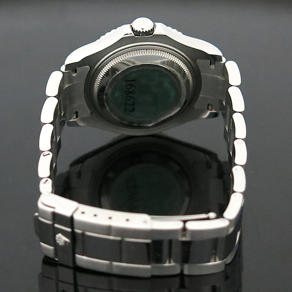Rolex(로렉스) 168622 요트마스터 스틸 중형(35mm) 오토메틱 남여공용 시계 [부산센텀본점] 이미지4 - 고이비토 중고명품