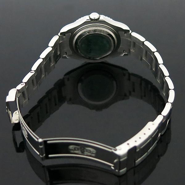 Rolex(로렉스) 168622 요트마스터 스틸 중형(35mm) 오토메틱 남여공용 시계 [부산센텀본점] 이미지5 - 고이비토 중고명품