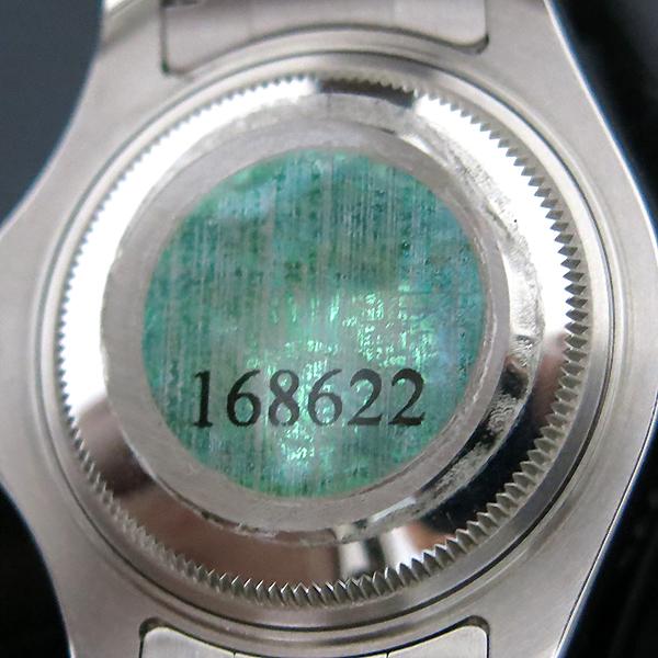 Rolex(로렉스) 168622 요트마스터 스틸 중형(35mm) 오토메틱 남여공용 시계 [부산센텀본점] 이미지7 - 고이비토 중고명품