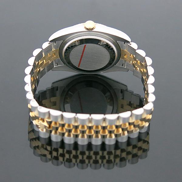 Rolex(로렉스) 116233 DATEJUST(데이저스트) 10P 다이아 데이트 18K 옐로우 골드 콤비 컴퓨터판 오토매틱 남성용 시계 [부산센텀본점] 이미지5 - 고이비토 중고명품