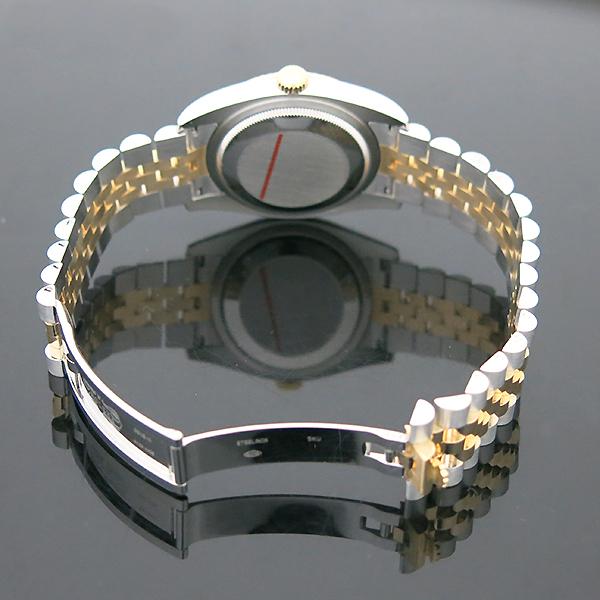 Rolex(로렉스) 116233 DATEJUST(데이저스트) 10P 다이아 데이트 18K 옐로우 골드 콤비 컴퓨터판 오토매틱 남성용 시계 [부산센텀본점] 이미지6 - 고이비토 중고명품