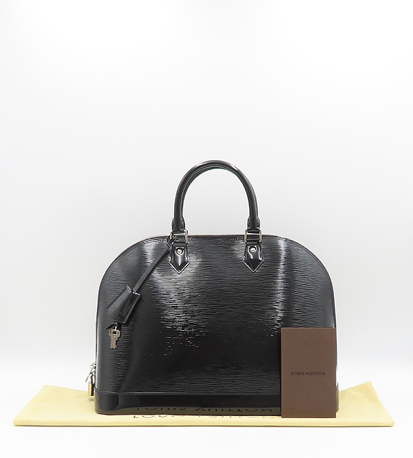 Louis Vuitton(루이비통) M5289N 블랙 컬러 일레트릭 알마 MM 토트백 [분당정자점]