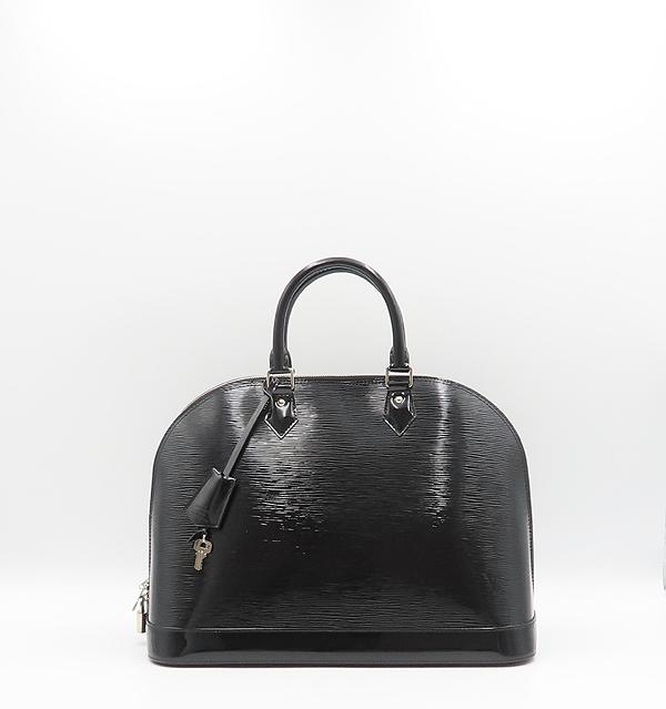 Louis Vuitton(루이비통) M5289N 블랙 컬러 일레트릭 알마 MM 토트백 [분당정자점] 이미지2 - 고이비토 중고명품