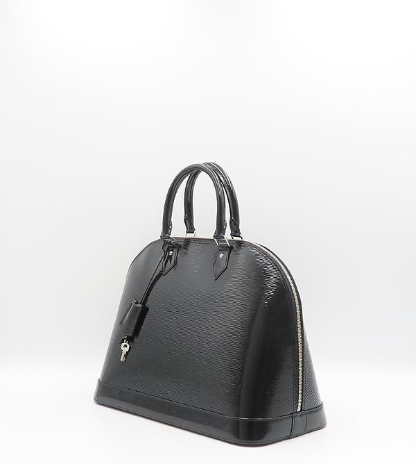 Louis Vuitton(루이비통) M5289N 블랙 컬러 일레트릭 알마 MM 토트백 [분당정자점] 이미지3 - 고이비토 중고명품