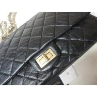 샤넬 Chanel(샤넬) 2.55 빈티지 라지 L사이즈 금장 체인 숄더백[청주금천광장점]
