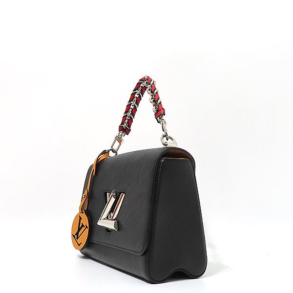 Louis Vuitton(루이비통) M52503 블랙 에삐 레더 트위스트 MM 체인 토트백 + 숄더스트랩 [부산서면롯데점] 이미지3 - 고이비토 중고명품