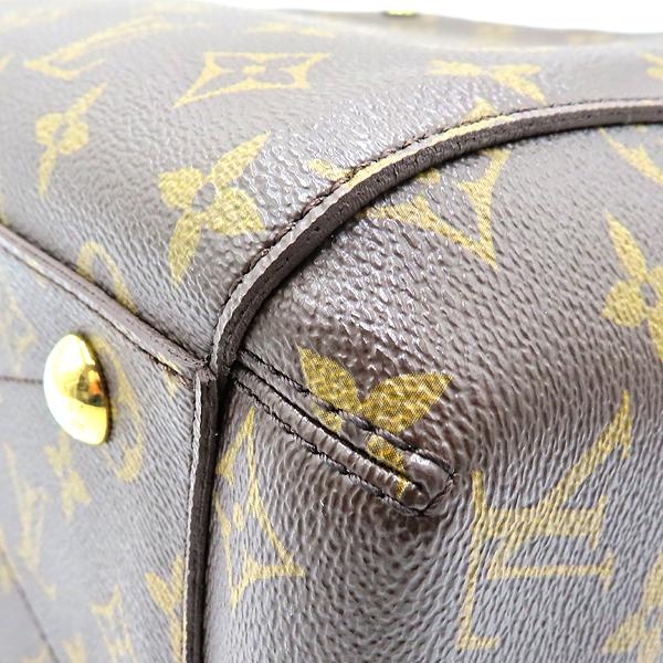 Louis Vuitton(루이비통) M41056 몽테뉴 모노그램 캔버스 MM 토트백 + 숄더스트랩 2WAY [대전갤러리아점] 이미지4 - 고이비토 중고명품