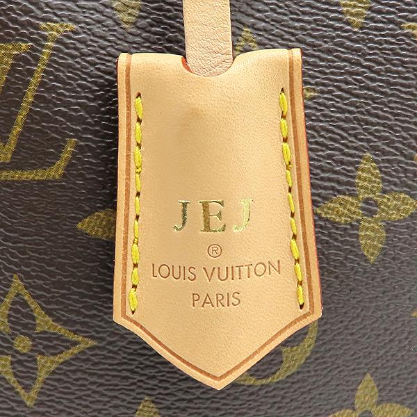 Louis Vuitton(루이비통) M41056 몽테뉴 모노그램 캔버스 MM 토트백 + 숄더스트랩 2WAY [대전갤러리아점] 이미지5 - 고이비토 중고명품