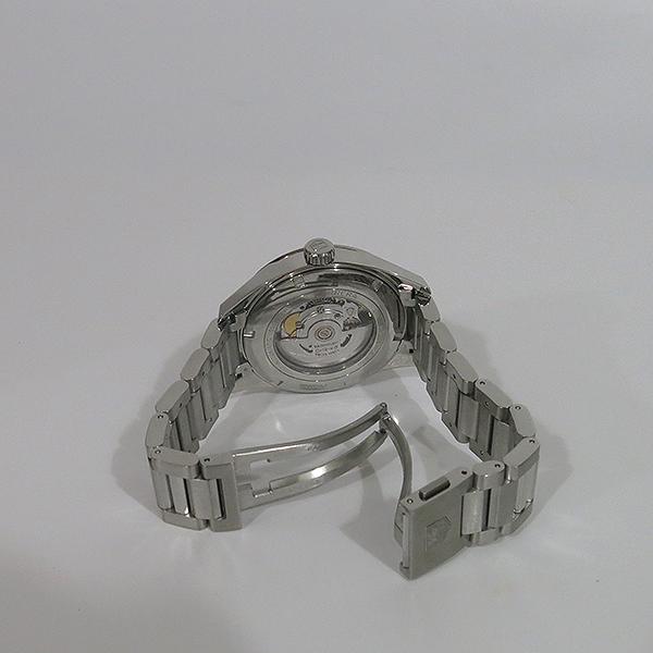 Tag Heuer(태그호이어) WAR201A-1 CARRERA 까레라(카레라) Calibre5 칼리브5 오토매틱 데이데이트 스틸 남성용시계 [대구동성로점] 이미지5 - 고이비토 중고명품