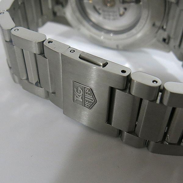 Tag Heuer(태그호이어) WAR201A-1 CARRERA 까레라(카레라) Calibre5 칼리브5 오토매틱 데이데이트 스틸 남성용시계 [대구동성로점] 이미지7 - 고이비토 중고명품