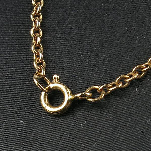 Dior(크리스챤디올) JCOU95002 ARCHI DIOR COCOTTE 컬렉션 18k(750) 핑크 골드 다이아몬드 목걸이 [강남본점] 이미지4 - 고이비토 중고명품