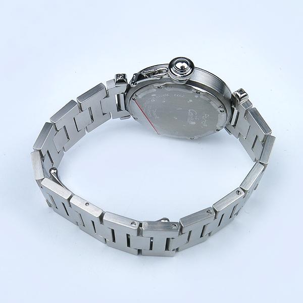 Cartier(까르띠에) W31078M7 파샤 스틸 오토메틱 남여공용 시계 [강남본점] 이미지4 - 고이비토 중고명품