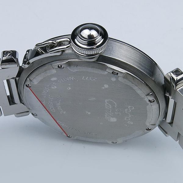 Cartier(까르띠에) W31078M7 파샤 스틸 오토메틱 남여공용 시계 [강남본점] 이미지5 - 고이비토 중고명품