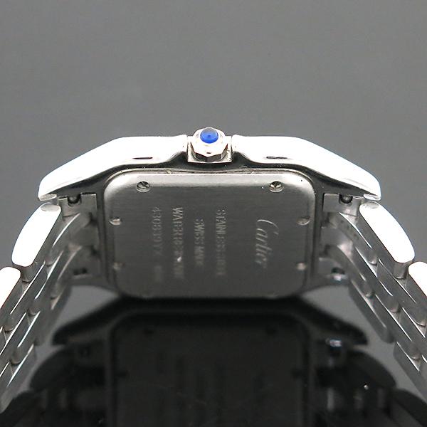 Cartier(까르띠에) W4PN0008 신형 팬더 베젤 다이아 medium(미듐) 사이즈 스틸 여성용 시계 [부산센텀본점] 이미지5 - 고이비토 중고명품