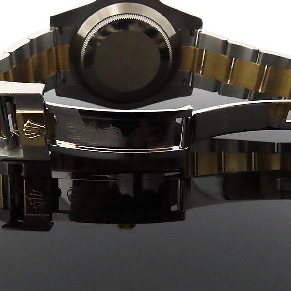 Rolex(로렉스) 116613LB 18K 콤비 SUBMARINER 서브마리너 썬레이 청판 다이얼 남성용 시계 [대전본점] 이미지5 - 고이비토 중고명품