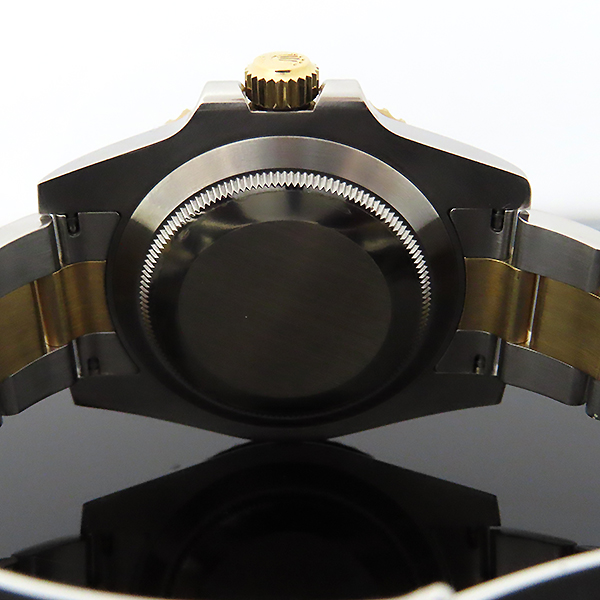 Rolex(로렉스) 116613LB 18K 콤비 SUBMARINER 서브마리너 썬레이 청판 다이얼 남성용 시계 [대전본점] 이미지6 - 고이비토 중고명품