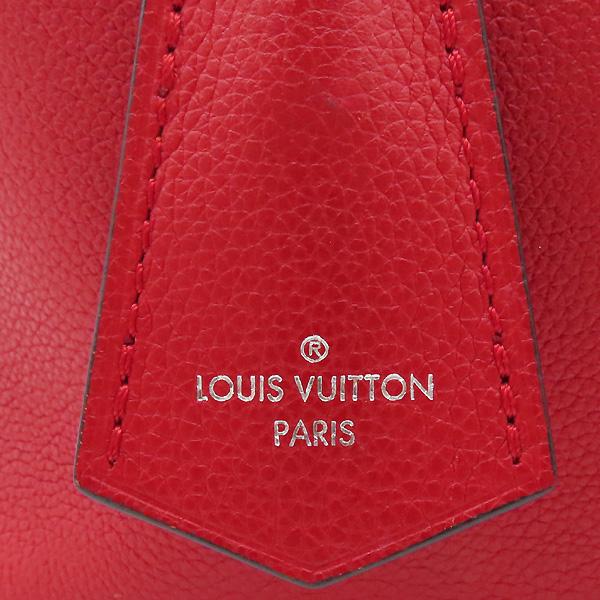Louis Vuitton(루이비통) M54679 레드 송아지 가죽 락미 버킷 숄더백 겸 크로스백 [강남본점] 이미지3 - 고이비토 중고명품